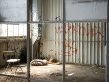 Graffiti on the Wall Stock Photo