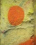 Graffiti wall. Close up Royalty Free Stock Photos
