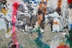 Graffiti Wall Stock Image