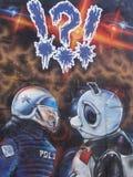 Graffiti Royalty Free Stock Photography
