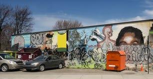 Graffiti Stock Images