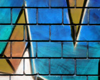 Graffiti-Wand 2 Stockfotografie