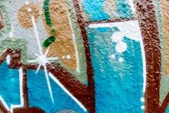 Graffiti-Welt lizenzfreie stockfotografie