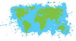 Graffiti World Royalty Free Stock Image