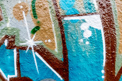 Graffiti World royalty free stock photography
