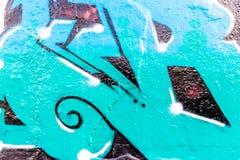 Graffiti World 12132016 Royalty Free Stock Image