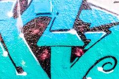 Graffiti World 12132016 Royalty Free Stock Images