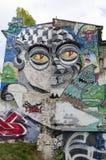 Graffitiart. stock afbeelding