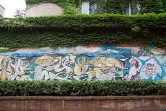 Graffiticultuur Royalty-vrije Stock Afbeeldingen