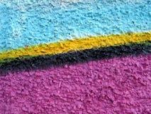 Graffitihintergrund Stockbild