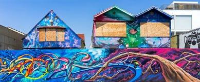 Graffitis Photographie stock