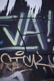 Graffitis fotografering för bildbyråer