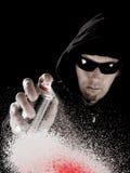 Graffitisprüher lizenzfreie stockfotos