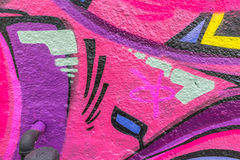 Graffitiwereld Royalty-vrije Stock Afbeeldingen