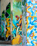 Graffitti Royalty Free Stock Images