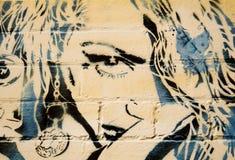 Graffitti Стоковые Фото