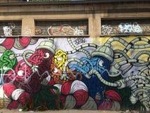Graffitti 免版税库存照片