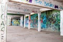 Graffitti Stock Image