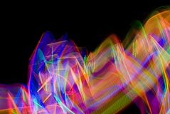 graffitti light διανυσματική απεικόνιση