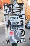 Graffitti Stock Photography