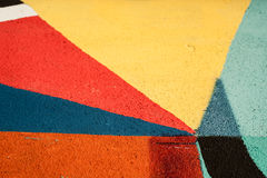Graffity - минимализм Стоковые Фотографии RF