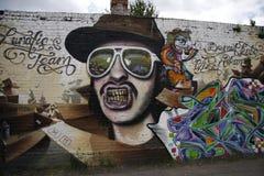 Graffity Fotografia Stock