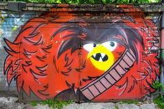 Graffity Obrazy Royalty Free