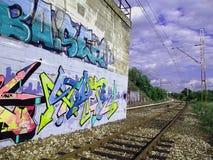 Graffity imagens de stock royalty free