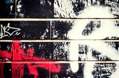 Graffity-Hintergrund Lizenzfreie Stockbilder