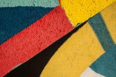Graffity - minimalizm Obraz Stock