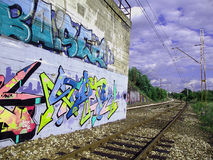 Graffity Royalty Free Stock Images