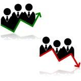 Grafici commerciali royalty illustrazione gratis