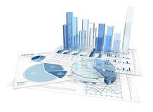 grafici commerciali 3d Immagine Stock Libera da Diritti