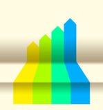 Grafici 01 di informazioni Fotografie Stock