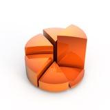 grafico 3d Fotografie Stock