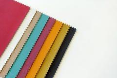 Grafico a colori del tessuto per la decorazione Fotografie Stock Libere da Diritti