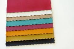 Grafico a colori del tessuto per la decorazione Immagini Stock