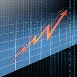 grafico commerciale Immagini Stock Libere da Diritti
