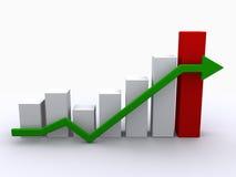 Grafico commerciale Fotografie Stock Libere da Diritti