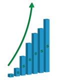 Grafico commerciale Immagine Stock