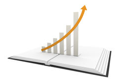Grafico commerciale. Fotografie Stock Libere da Diritti