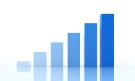Grafico commerciale Fotografia Stock