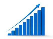 Grafico commerciale su Fotografia Stock