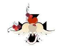 Grafico del cranio del demone   Royalty Illustrazione gratis