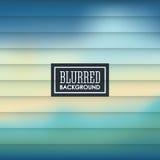 Grafico del fondo di Blurre Fotografie Stock