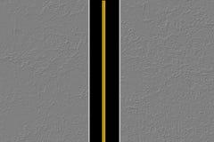 Grafico della strada, mappa Fotografia Stock