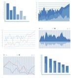 Grafico di Info illustrazione vettoriale