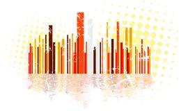 Grafico di vita Fotografia Stock Libera da Diritti