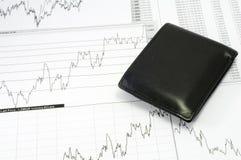 Grafico e sacchetto Immagine Stock Libera da Diritti