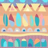 Grafico multicolore astratto Fotografia Stock